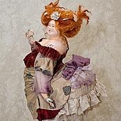 Куклы и игрушки ручной работы. Ярмарка Мастеров - ручная работа дама Бубен. Handmade.