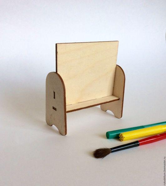 Декупаж и роспись ручной работы. Ярмарка Мастеров - ручная работа. Купить Кукольная мебель. Handmade. Кукольная мебель, кукольный дом