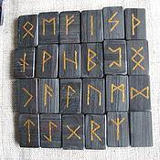 Фен-шуй и эзотерика ручной работы. Ярмарка Мастеров - ручная работа Руны каменные(3 вида) руна руны руны каменные. Handmade.