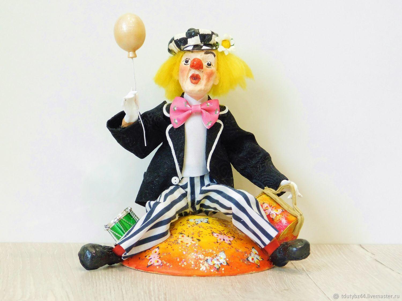 Коллекционные куклы ручной работы. Ярмарка Мастеров - ручная работа. Купить ОЛЕГ ПОПОВ авторская кукла. Handmade. Коллекционная кукла