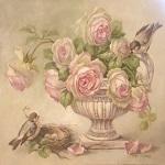 Винтажные розы - Ярмарка Мастеров - ручная работа, handmade