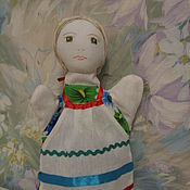 Кукольный театр ручной работы. Ярмарка Мастеров - ручная работа Кукольный театр: перчаточная игрушка Мама. Handmade.