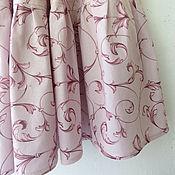 Одежда ручной работы. Ярмарка Мастеров - ручная работа Ярусная юбка (в наличии 46-52). Handmade.