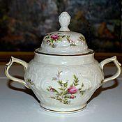 Винтаж handmade. Livemaster - original item Sugar bowl Rosenthal Rosenthal SANSSOUCI restoration. Handmade.
