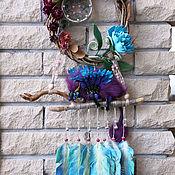 Подарки к праздникам handmade. Livemaster - original item Dreamcatcher