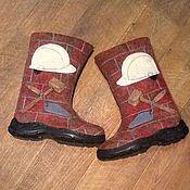 Обувь ручной работы handmade. Livemaster - original item Men