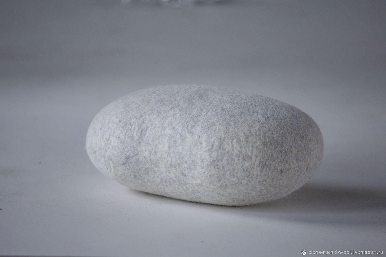 Подушка пуф в виде камня, Подушки, Ульяновск,  Фото №1