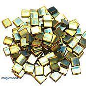 Материалы для творчества handmade. Livemaster - original item 5 grams Tila 2035 khaki frosted rainbow Miyuki Japanese seed beads Miyuki. Handmade.