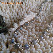 Украшения handmade. Livemaster - original item Labrador necklace in Wire Wrap technique. Handmade.