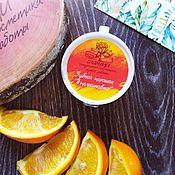 """Зубные пасты ручной работы. Ярмарка Мастеров - ручная работа Зубной порошок """"Апельсиновый"""" 30 гр. Handmade."""