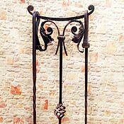 """Для дома и интерьера handmade. Livemaster - original item Каминный набор """"Подарочный"""". Handmade."""
