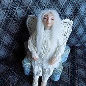 """Куклы и игрушки ручной работы. Ярмарка Мастеров - ручная работа Кукла """"Маленький ангел"""". Handmade."""
