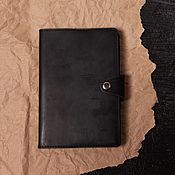 Канцелярские товары handmade. Livemaster - original item diaries: Cover for the diary notepad. Handmade.