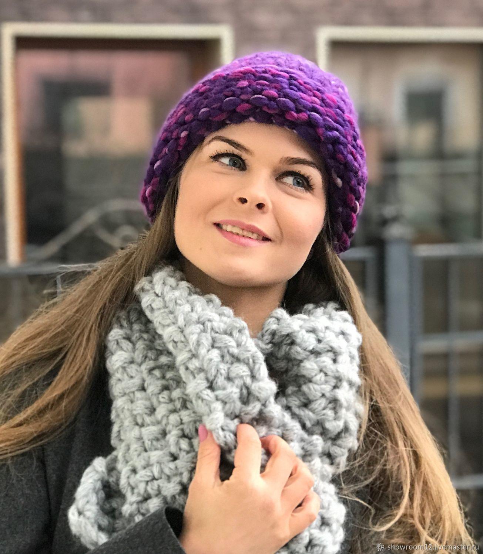 Hat lapel volume, Caps, Moscow,  Фото №1