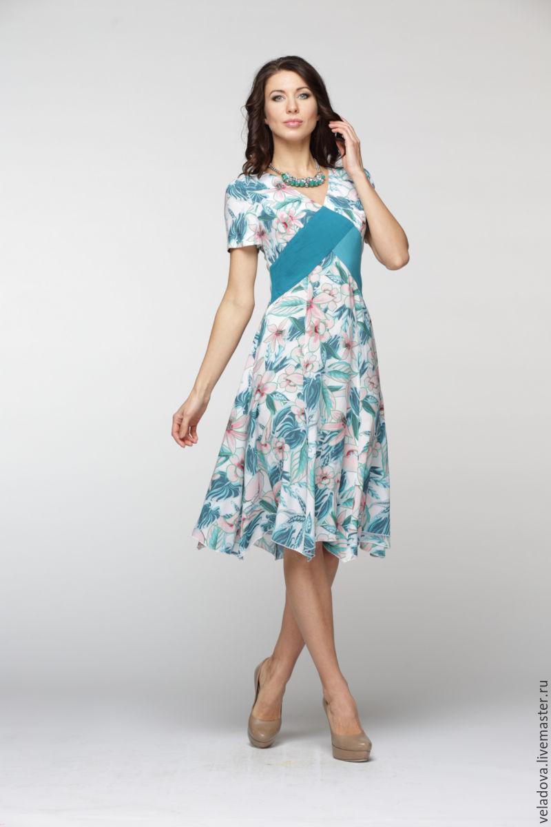 Польша платья из вискозы