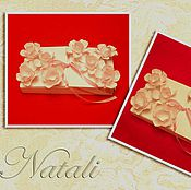 Подарки к праздникам ручной работы. Ярмарка Мастеров - ручная работа упаковка для шоколада. Handmade.