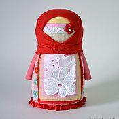 Куклы и игрушки ручной работы. Ярмарка Мастеров - ручная работа Крупеничка, оберег на богатство. Handmade.