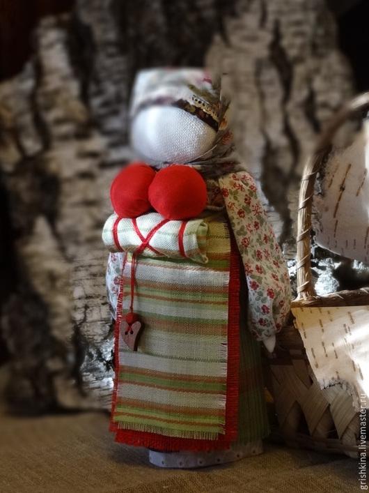 """Народные куклы ручной работы. Ярмарка Мастеров - ручная работа. Купить Народная кукла -""""На беременность"""". Handmade. Беременность"""