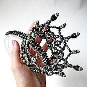 """Украшения ручной работы. Ярмарка Мастеров - ручная работа Аукцион. Корона """" Нью-Готика"""". Handmade."""