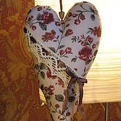 Куклы и игрушки ручной работы. Ярмарка Мастеров - ручная работа Сердце С любовью к лету. Handmade.