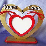 Подарки на 14 февраля ручной работы. Ярмарка Мастеров - ручная работа Сердце для влюбленных.. Handmade.