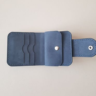 Bags and accessories handmade. Livemaster - original item women`s wallet. Handmade.