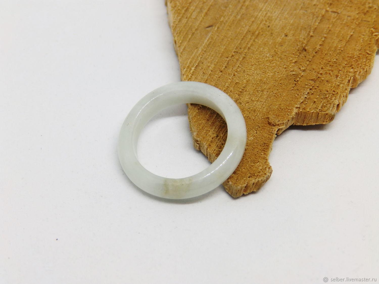 17 white jade Ring (7), Rings, Gatchina,  Фото №1