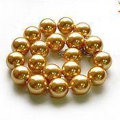 Украшения handmade. Livemaster - original item Mallorca. Classic beads chic large size of the pearl is 20mm. Handmade.
