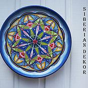 Посуда handmade. Livemaster - original item Wooden decorative plates. Handmade.