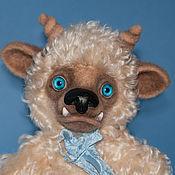 Куклы и игрушки ручной работы. Ярмарка Мастеров - ручная работа Козлик Маффи. Handmade.