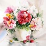 Акварелия - Ярмарка Мастеров - ручная работа, handmade