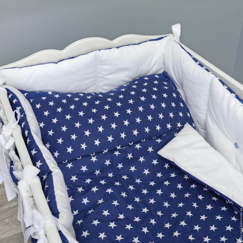 Постельное белье для новорожденных своими руками 26