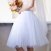 Одежда ручной работы. Ярмарка Мастеров - ручная работа Юбка пачка для Невесты. Handmade.
