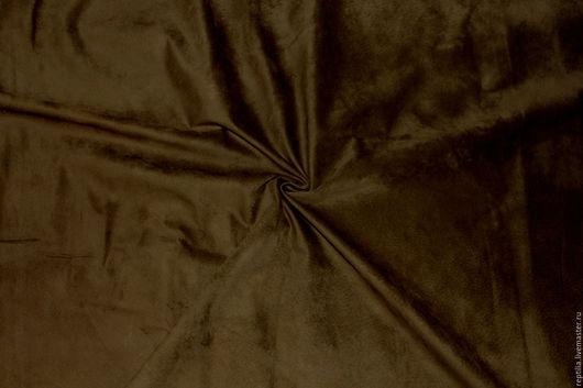 """Шитье ручной работы. Ярмарка Мастеров - ручная работа. Купить Натуральная замша """"Природный Коричневый """"!. Handmade. Кожа"""