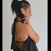 Одежда ручной работы. Ярмарка Мастеров - ручная работа Женский льняной комплект Freedom. Handmade.