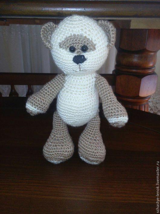 Мишки Тедди ручной работы. Ярмарка Мастеров - ручная работа. Купить Медвежонок Винни. Handmade. Комбинированный, подарок девушке