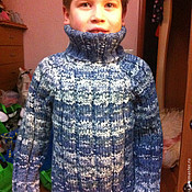 Джемперы ручной работы. Ярмарка Мастеров - ручная работа Свитер детский. Handmade.