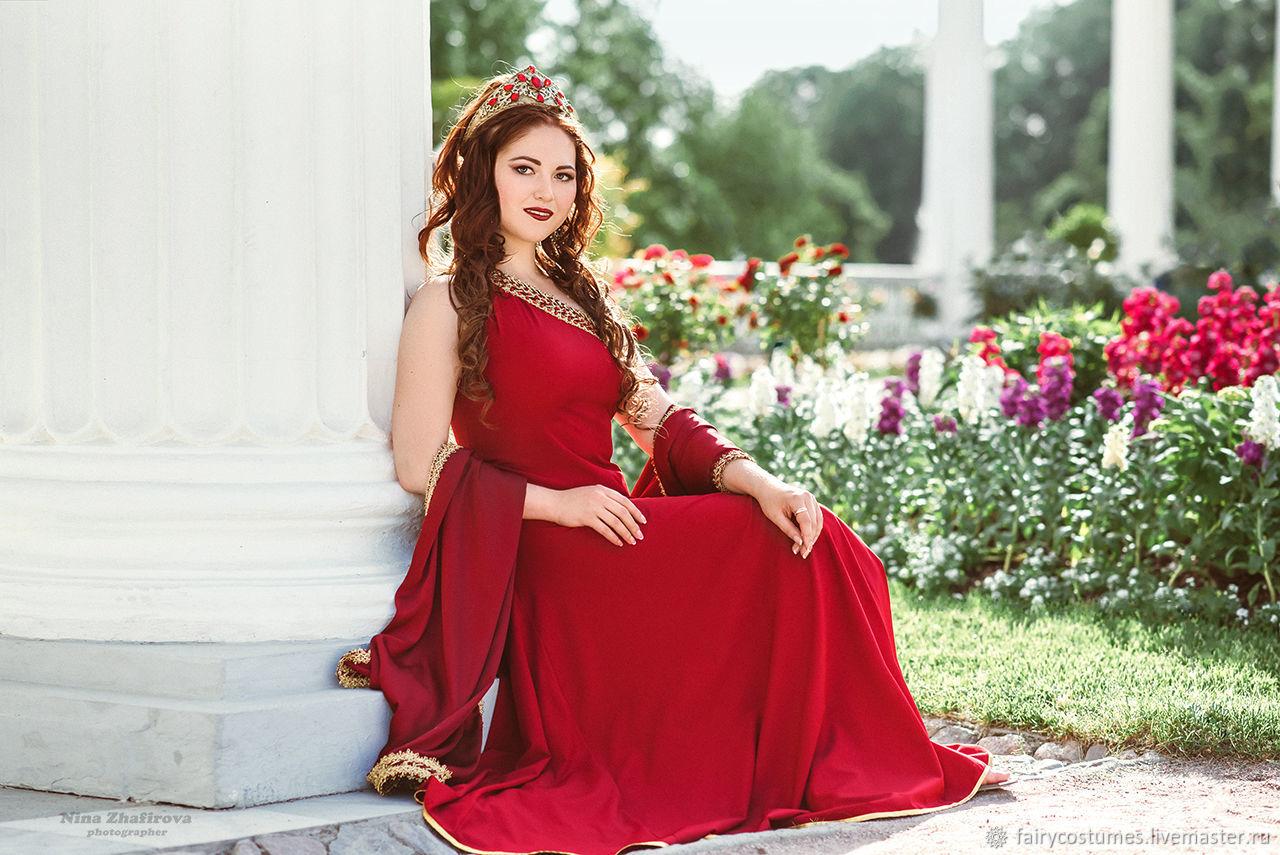 Costume 'The Goddess Hera', Carnival costumes, St. Petersburg,  Фото №1