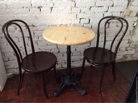 Мебель ручной работы. Ярмарка Мастеров - ручная работа. Купить Венский стул классический. Handmade. Стул, для ресторана, стол