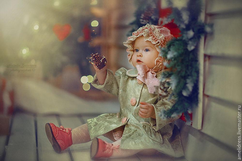 Пальто и шляпка, Одежда для девочек, Санкт-Петербург, Фото №1