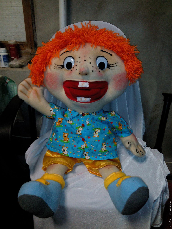 Кукла логопедическая своими руками 78