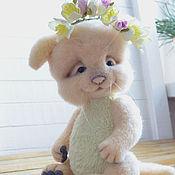Куклы и игрушки ручной работы. Ярмарка Мастеров - ручная работа Котёнок Марико. Handmade.