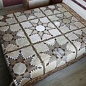 """Для дома и интерьера ручной работы. Ярмарка Мастеров - ручная работа одеяло """"Дикий Запад"""". Handmade."""