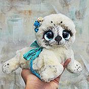 Куклы и игрушки ручной работы. Ярмарка Мастеров - ручная работа Нерпа Сиверт. Handmade.