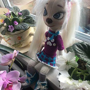 Куклы и игрушки ручной работы. Ярмарка Мастеров - ручная работа Роза Барбоскина. Handmade.