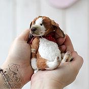 Куклы и игрушки ручной работы. Ярмарка Мастеров - ручная работа пес Титли. Handmade.