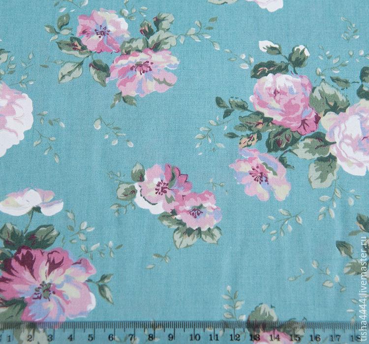 Купить ткань цветы - Интернет магазин тканей «itkani» 68