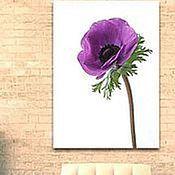 Картины и панно handmade. Livemaster - original item Flower pattern. Handmade.