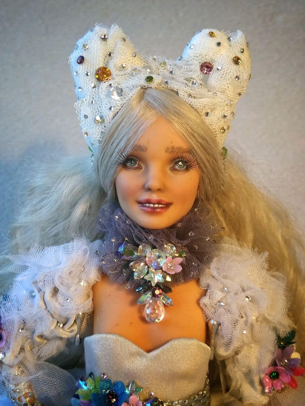 OOAK. lights. Dolls, Dolls, Komsomolsk-on-Amur,  Фото №1
