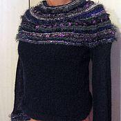 Одежда handmade. Livemaster - original item Sweater knitted. From kid-mohair.. Handmade.